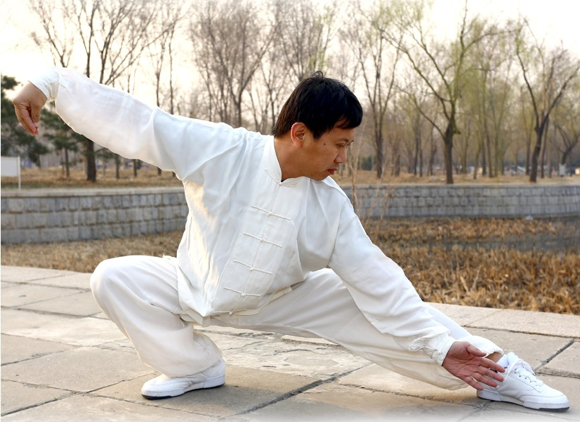 Yang Tai Chi Chuan